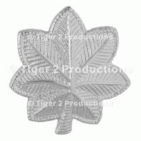 LIEUTENANT COLONEL (ARMY/USAF) METAL RANK PAIR