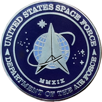 U.S. SPACE FORCE PIN