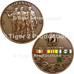 VIETNAM SERVICE COIN