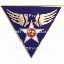 12th AIR FORCE PIN ARMY AIR FORCE