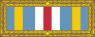 JOINT MERITORIOUS UNIT RIBBON WITH LARGE FRAME