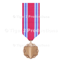 AIR FORCE COMBAT READINESS MEDAL MINIATURE SIZE