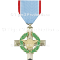 AIR FORCE CROSS MEDAL REGULATION SIZE