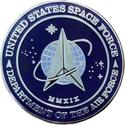 U.S. SPACE FORCE PIN