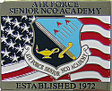 AIR FORCE SENIOR NCO ACADEMY DIPLOMA COIN