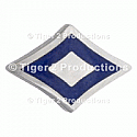1st SERGEANT DIAMOND METAL PAIR