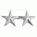 MAJOR GENERAL (ARMY/USMC/USAF)/REAR ADMIRAL UPPER HALF COAT PAIR